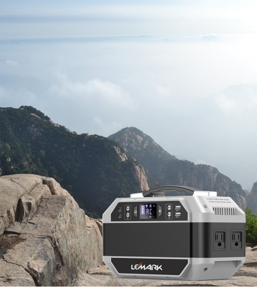 Life-lighting Launches K55 Solar Powered Generator for Providing Comprehensive Outdoor Travel and Camping Solutions