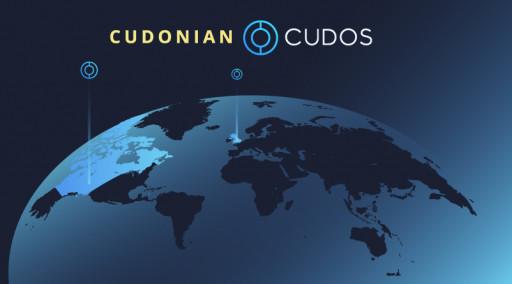 Cudonian Joins Cudos as Blockchain Network Validator