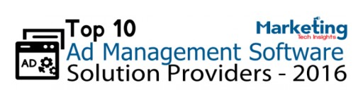 """Mvix Named One of """"Top 10 Ad Management Software Solution Providers - 2016"""""""