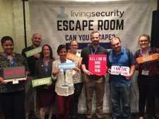 The Living Security Escape Room