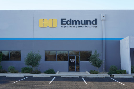 Edmund Optics Inc. Opens New Assembly and Advanced Design Facility in Tucson, AZ; Increases Domestic Manufacturing and Design Capabilities