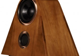 Rembrandt Model V Speaker - Side View