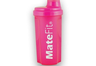 Pink 700ml Bottles
