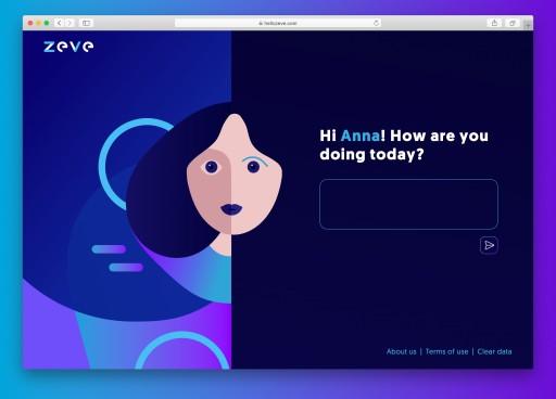 InBrainz to Launch 'Zeve', an Emotional Companion AI