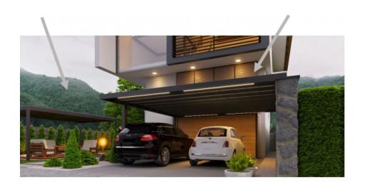 Carport & Bioclimatic Pergola Agava - the Perfect Outdoor Couple