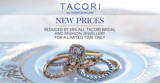 GMG Jewellers Offers Tacori Products at Reduced Prices for the Rest of the Year