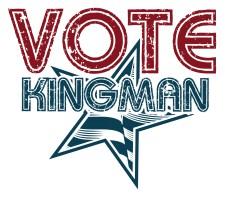 Vote Kingman