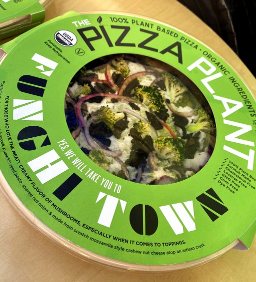 The Pizza Plant Debuts the World's First USDA Certified Organic Plant Based Take & Bake Pizza at Whole Foods Market