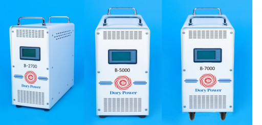 Dory Power From Ohio Offers Advanced Portable Home Batteries Tackling Power Outages