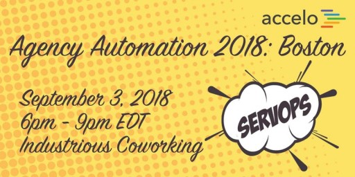 Industry Leaders Share Insight at New 'Agency Automation 2018 Boston'
