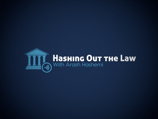Season 3 of Hashing Out the Law is Here!