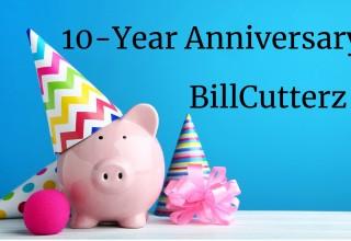 10 Year Anniversary BillCutterz