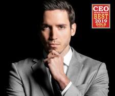 Hamza Deyaf, Winner, Business Role Model of the Year (CEO World Awards)