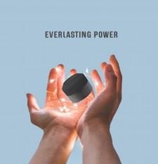 The everlasting battery