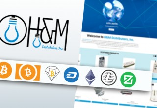 H&M Distributors, Inc. Supported Cryptocurrencies