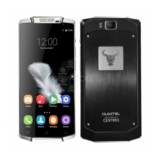 Newfrog Sales Powerful Oukitel K10000 With 10000mAh Battery Only $99.99 on the World