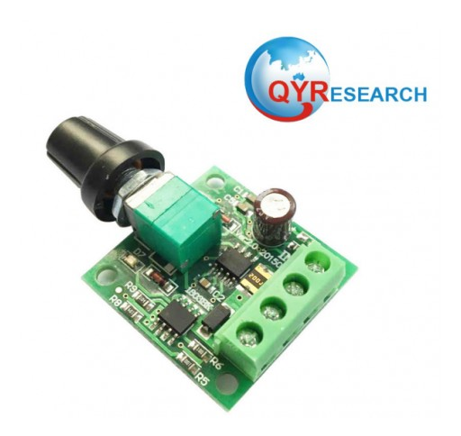 DC Motor Controller Market Size by 2025: QY Research