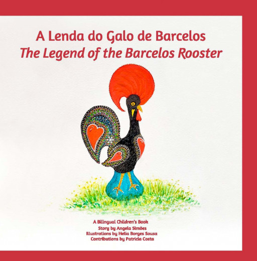 Riso Books Publishes 'The Legend of the Barcelos Rooster' Bilingual Children's Book