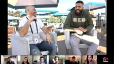 CoStar Fan Cast experience with NBA star JaVale McGee