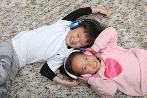 Puro Sound Labs Adds Active Noise Cancellation to Award-Winning Kid's Wireless Headphone Line-Up