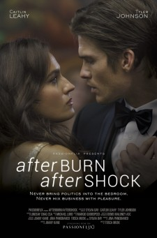 Sylvia Day's Afterburn/Aftershock premieres on Passionflix November 3rd!