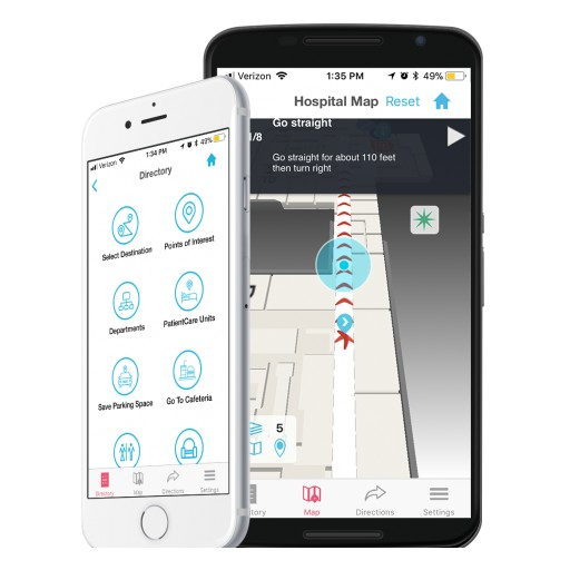Mackenzie Health Launches Connexient's Wayfinding Application
