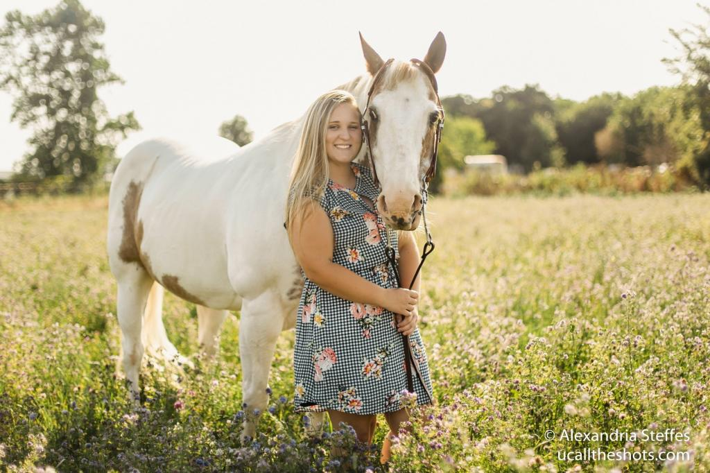 Bailey Steele Wins Greatmats Horse Stall Mat Photo Contest