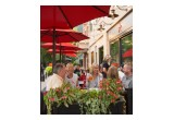 Dining along Seventh Street in Glenwood Springs