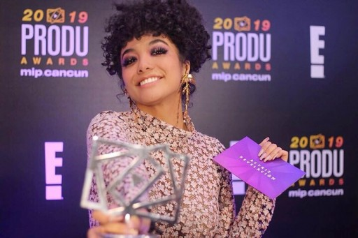 ELYFER TORRES NAMED BEST DEBUT ACTRESS IN THE 3RD ANNUAL PRODU AWARDS