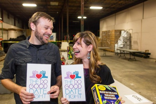 Do Good Date Night Takes Fun Couple-Led Philanthropy Nationwide