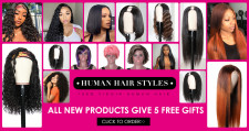 Beautyforever human hair Wigs for sale