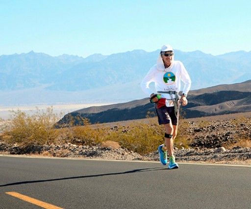 A Death Valley Run to Raise Money for a Worthy Cause