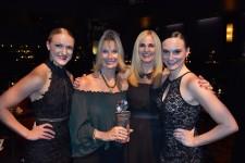 Judi Sheppard Missett receives Legacy Award
