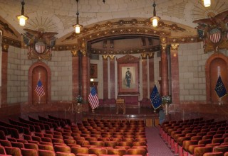 Indiana War Memorial Interior