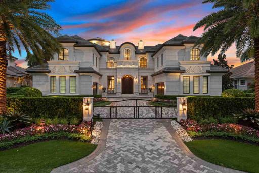 Palatial Park Shore Waterfront Home Enters Market for $15 Million