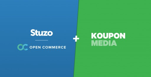 Stuzo Partners With Koupon Media to Bring Best-in-Class CPG Offers to Fuel and Convenience Retailers via Its Open Commerce Platform