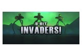 8-Bit Invaders Logo