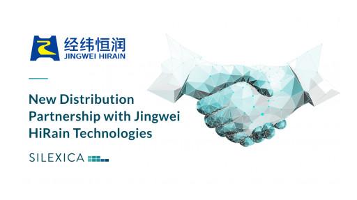 Silexica Announces New Distribution Partnership With Jingwei HiRain Technologies