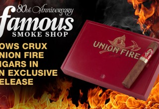 Crux Union Fire Cigars