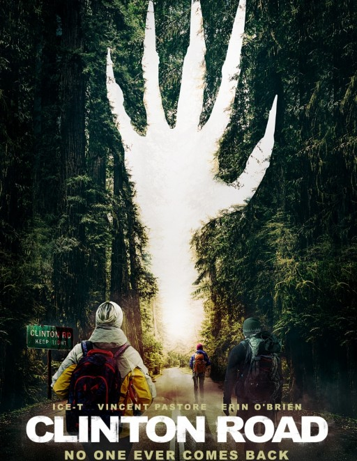 Perilous dangers await on CLINTON ROAD, the award-winning thriller starring Ice-T