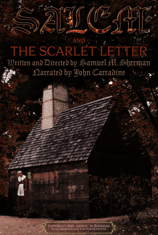 The Film Detective Announces World Premiere of Salem and The Scarlet Letter (2020)
