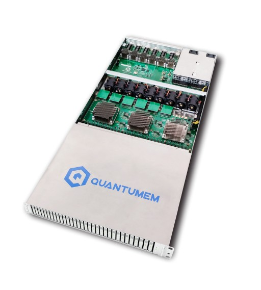 Quantumem and Kazan Networks to Demonstrate Advanced NVMe-oF Technology
