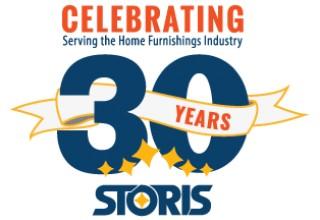 STORIS 30 Year Logo