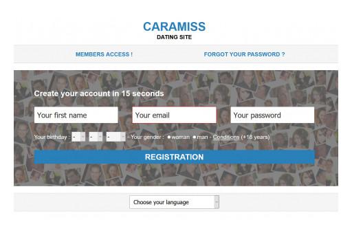Meet New People: Caramiss.com