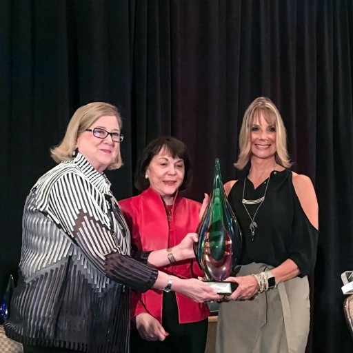 Judi Sheppard Missett Honored by Enterprising Women and Women in Fitness Association