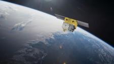 A Loft Orbital rideshare satellite
