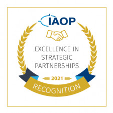 IAOP Excellence in Strategic Partnerships 2021