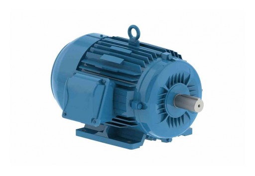 Larson Electronics Releases Fractional Flameproof Motor, 5.5HP, ATEX/IECex, 3000 RPM