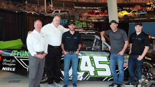 TrüNorth™ and Paul Teutul Jr. Team Up for NASCAR Daytona Truck Race