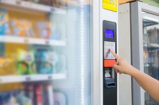 Brandon Frere on What It Means to Have a Vending Machine Like Business